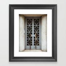 Lisboa Art Deco #01 Framed Art Print
