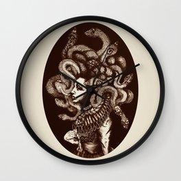 Estero Gorgon Wall Clock