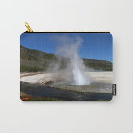 Thermal And Geyser Field Yellowstone NP Carry-All Pouch