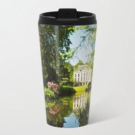 Arboretum de la Vallee-aux-Loups Travel Mug