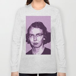 Flannery O'Connor Long Sleeve T-shirt