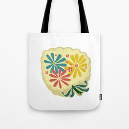 Lucy Floral Tote Bag