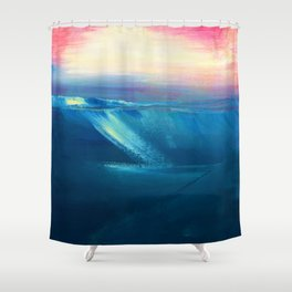 Serenity Dream 2 by Kathy Morton Stanion Shower Curtain