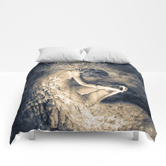 introvert. Comforters