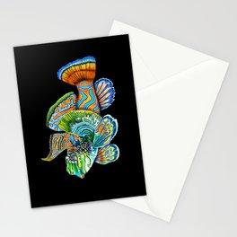 Mandarinfish Stationery Cards