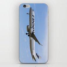 Finnair Airbus A321 iPhone & iPod Skin