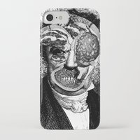 meat iPhone & iPod Cases featuring MEAT by DIVIDUS