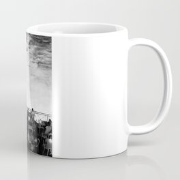 Rome, Tevere Long river | Roma, Tevere lungotevere Coffee Mug