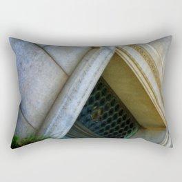 The Last Door Rectangular Pillow
