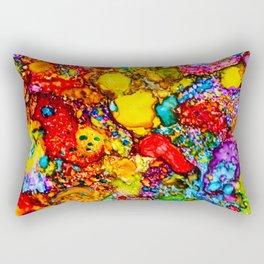 Berry smash Rectangular Pillow