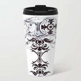 Under-dressed Metal Travel Mug