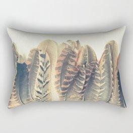 Feather Dip Rectangular Pillow
