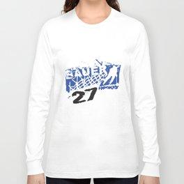 Bauer Net Graffiti Senior Short Sleeve Hockey Senior T-Shirts Long Sleeve T-shirt