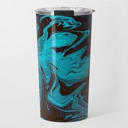 ABSTRACT LIQUIDS XXXIII Travel Mug