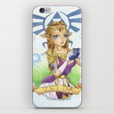 Tattooed Zelda iPhone & iPod Skin