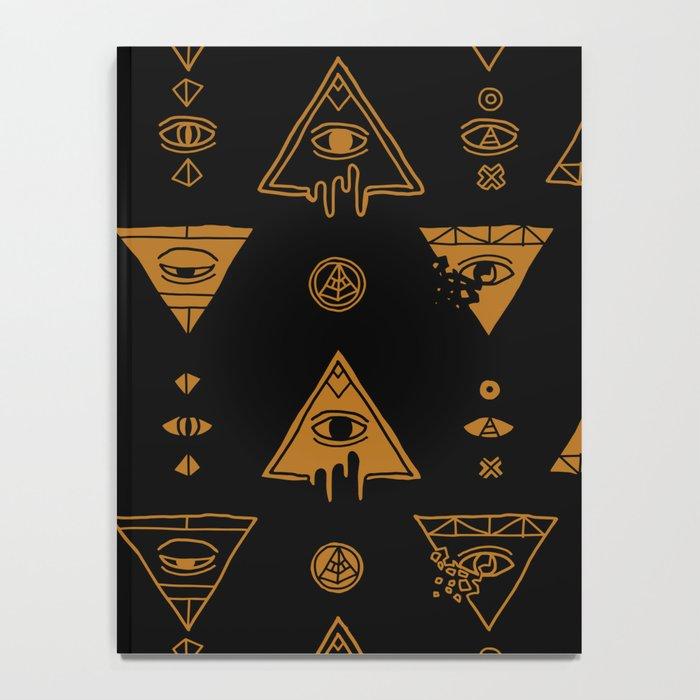 Seeing (Dark) Notebook