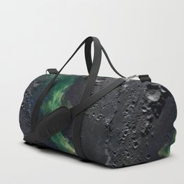 The Witch's Mirror The Dark Side Of The Moon (Mare Moscoviense & Witch Head Nebula) Duffle Bag