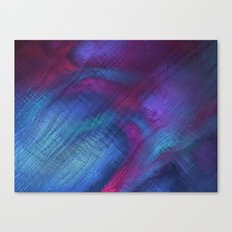 The Blues Are Back Canvas Print