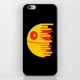 Retro wars iPhone Skin