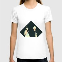 atlas T-shirts featuring CLOUD ATLAS by Itxaso Beistegui Illustrations
