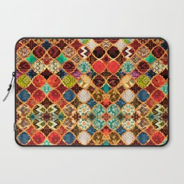-A32- Epic Colored Traditional Moroccan Artwork. Laptop Sleeve