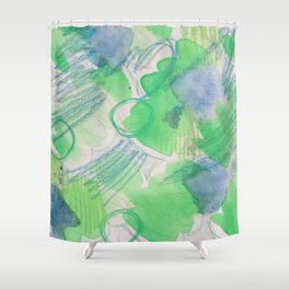 No. 26 Shower Curtain