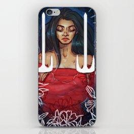 Elektra Votive iPhone Skin