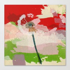 scatter, 3 Canvas Print