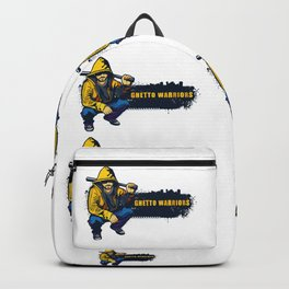 Ghetto Warriors Backpack