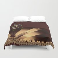 concert Duvet Covers featuring Starlight Concert by Jim Pavelle