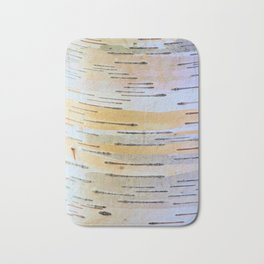 Silver Birch Bath Mat