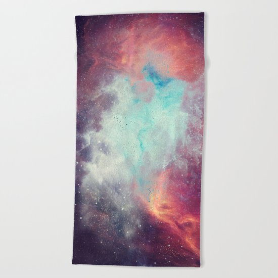 Inferno Beach Towel