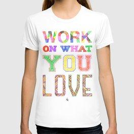 Life & Love T-shirt