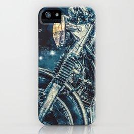 Vintage Night iPhone Case