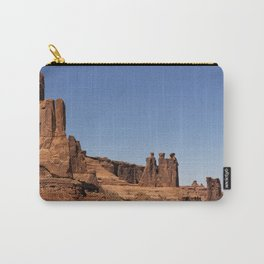 Three Gossips - Arches National Park Carry-All Pouch