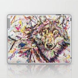 Wolf // Cuetlachtli Laptop & iPad Skin