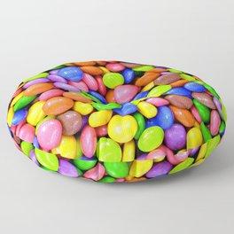 Colorful Bonbons Floor Pillow