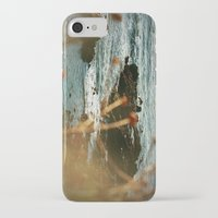 west coast iPhone & iPod Cases featuring West Coast Oceans by Amy J Smith Photography