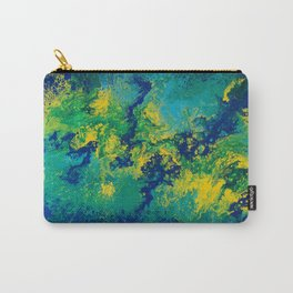 Fluid Landscape Carry-All Pouch