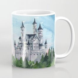 Brit's Fellow Fairy Tale Fanatic Castle Coffee Mug