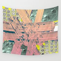 rare Wall Tapestries featuring Rare Earth #1 by Cory Brown