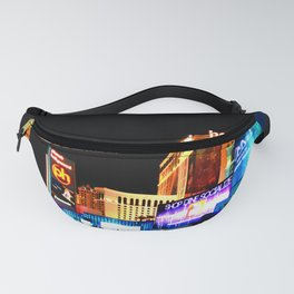 Planet Hollywood Hotel Casino Las Vegas Nevada United States of America Fanny Pack