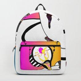 Half and Half Backpack