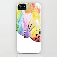 My Rainbow Totoro iPhone (5, 5s) Slim Case