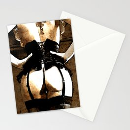 Corset Stationery Cards