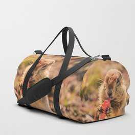 Have a smile for breakfast Duffle Bag