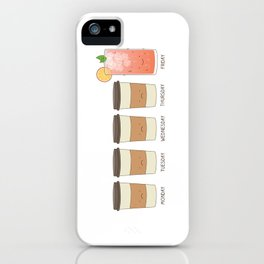 Happy friday! iPhone Case
