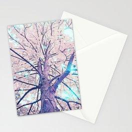 Lightfull Trees Stationery Cards
