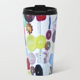 Buttons Travel Mug