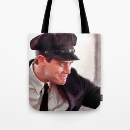 How About A Hug - Jim Carrey In Dumb And Dumber Tote Bag